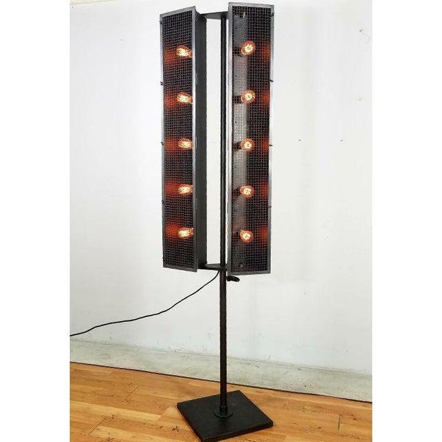 Restoration Hardware Industrial Floor Lamp - Image 9 of 9