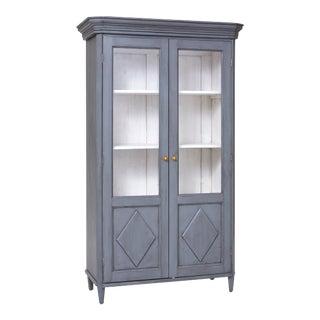 Gustavian Style Bookcase