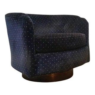 Mid Century Swivel Chair