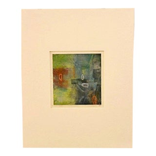 Modern Unframed Jerry Opper Signed Lithograph Original Print Series 6 of 6 For Sale