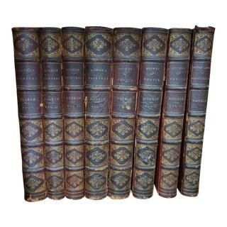 The Works of John Ruskin 9 Volume Set (1878-1880) - Set of 9 For Sale