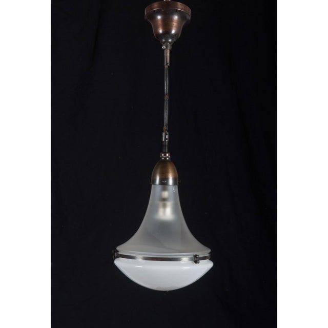 Luzette Pendant by Peter Behrens for Siemens For Sale - Image 6 of 9