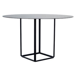 "Contemporary Design Frères the ""Cuboid"" Minimalist Center or Breakfast Table For Sale"