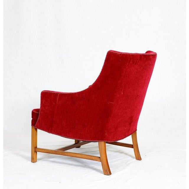 Frits Henningsen Lounge Chair - Image 5 of 8