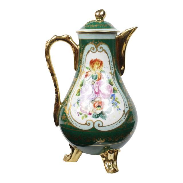Paris Teapot For Sale