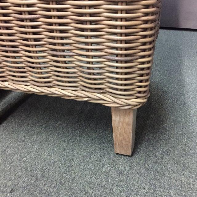 Restoration Hardware Majorca Side Chairs - Set of 4 - Image 9 of 11