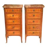 Image of Pair of Early 20th C. French Cabinets For Sale