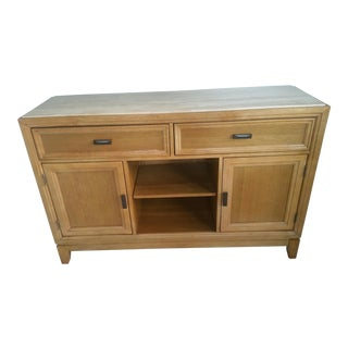 Large Entertainment Sideboard- With Wine Storage
