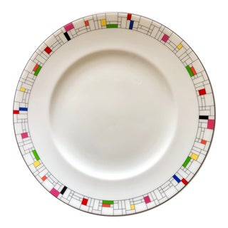 Gramercy Park Collection by Kate Spade for Lenox Luncheon Plates- a Pair