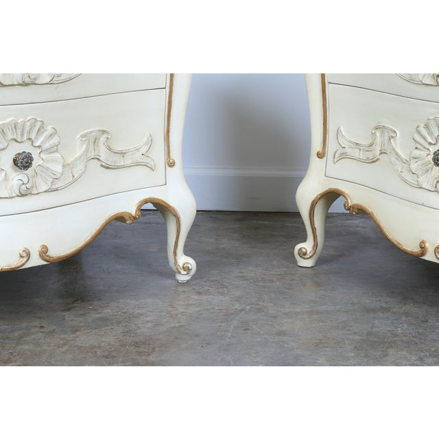 French Chest of Drawers - Pair - Image 3 of 11