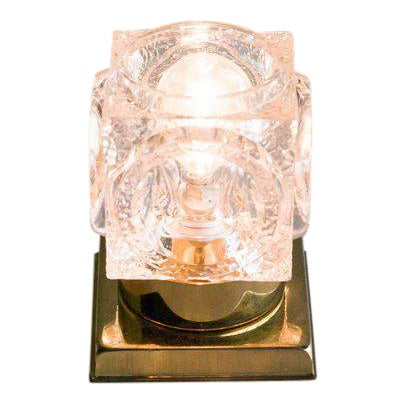 World class peill putzler ice cube table lamp decaso peill putzler ice cube table lamp image 1 aloadofball Choice Image