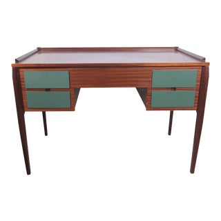 1950s Italian Desk attributed to Gio Ponti For Sale