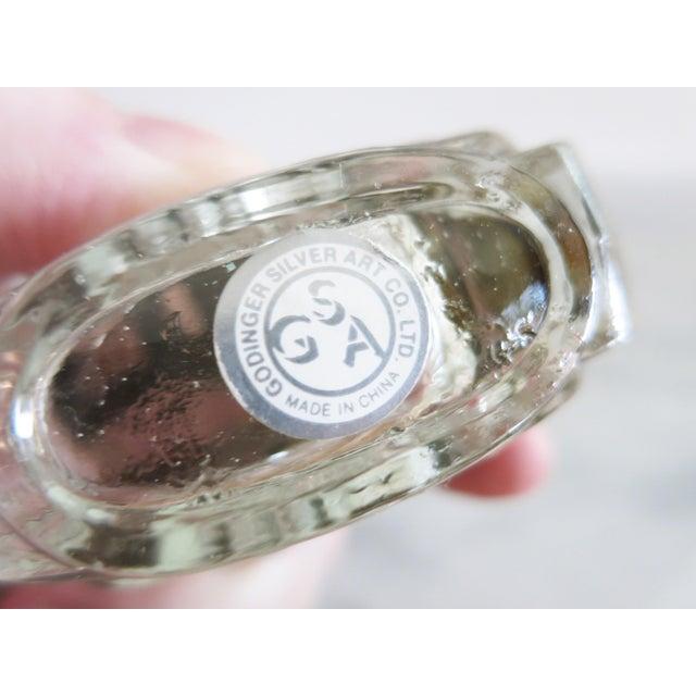 Vintage Godinger Swans Salt Well - Set of 4 For Sale In Seattle - Image 6 of 10