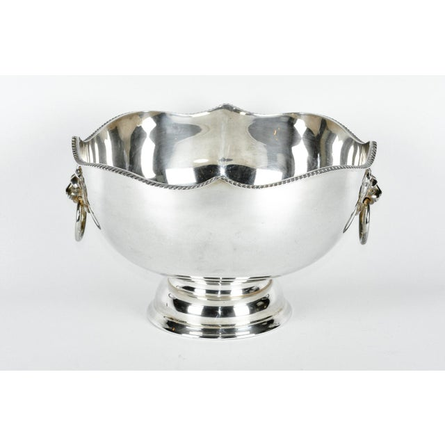 English Plated Barware/Cooler For Sale - Image 4 of 4