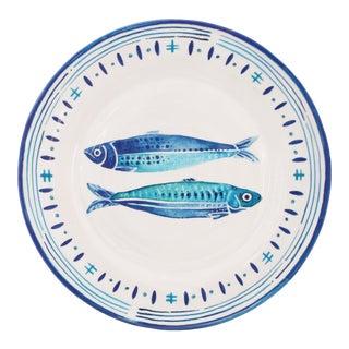 "Santorini 9"" Melamine Salad Plate, Set of 4 For Sale"