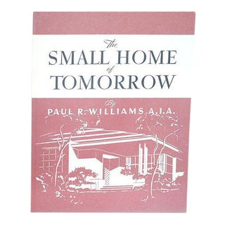 """""""The Small Home of Tomorrow"""" Book"""