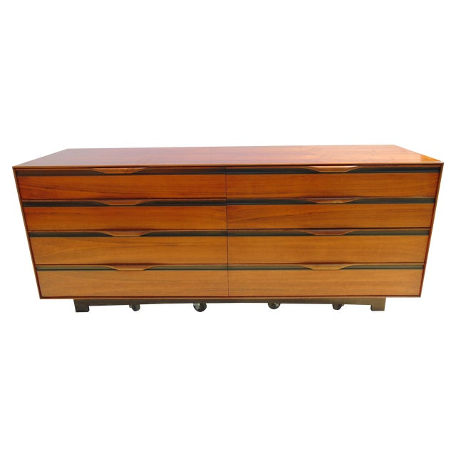 Glenn of California Walnut Dresser - Image 1 of 11