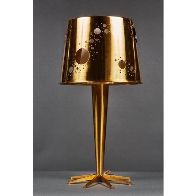 """Pair of Roberto Giulio Rida """"Lattea"""" Table Lamps For Sale In Los Angeles - Image 6 of 12"""