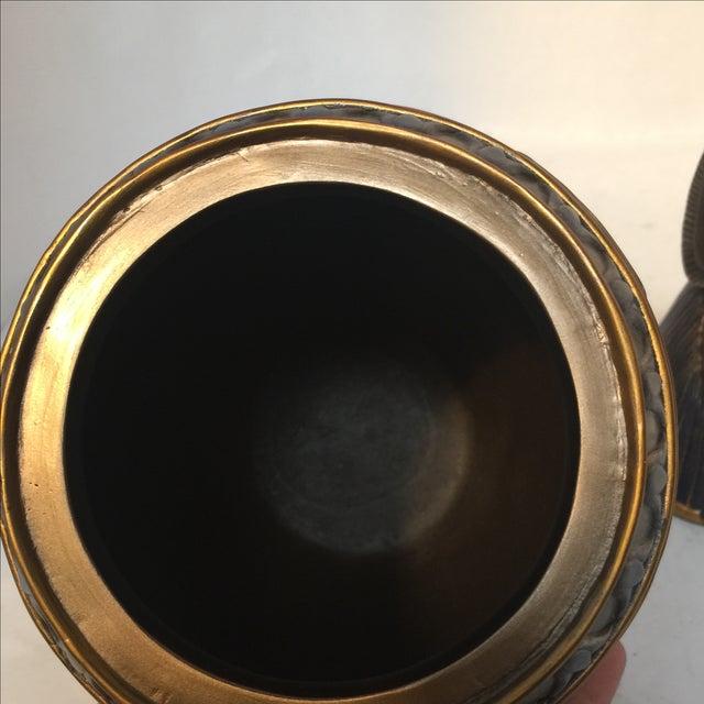 Large Egyptian Dog Urn - Image 10 of 10