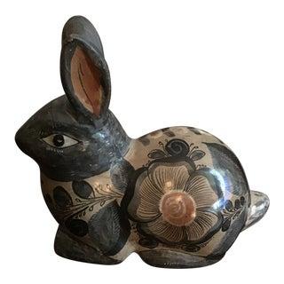 Vintage Tonala Pottery Rabbit/Bunny For Sale