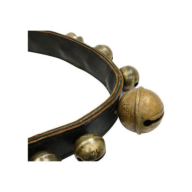 Oversized Antique Reindeer / Horse Bells For Sale - Image 4 of 6