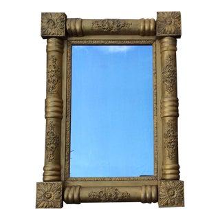 Key Blocked Gilt Gold Mirror For Sale