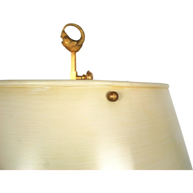 Antique French Bouilloutte Lamp - Image 9 of 10