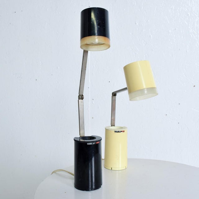 Pair of Lloyds Task Table Lamps, Mid Century Modern For Sale - Image 4 of 10