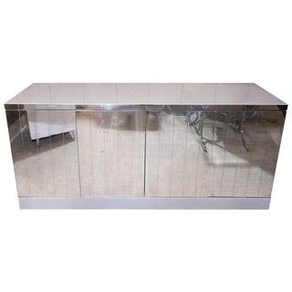 Paul Evans Status I Stainless Steel Cabinet