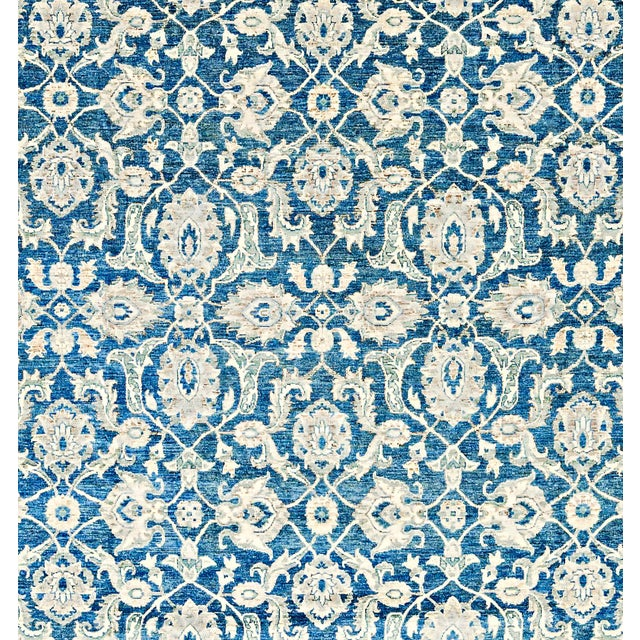 Traditional Traditional Hand-Woven Rug - 13'2 X 15'8 For Sale - Image 3 of 3