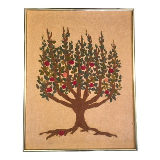 Vintage Tree of Life Tapestry