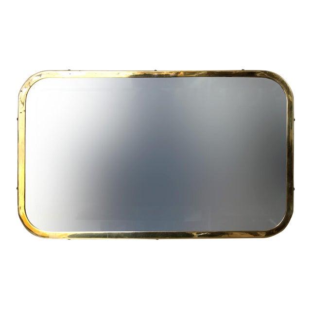 Brasscrafters Bevel Mirror - Image 1 of 5