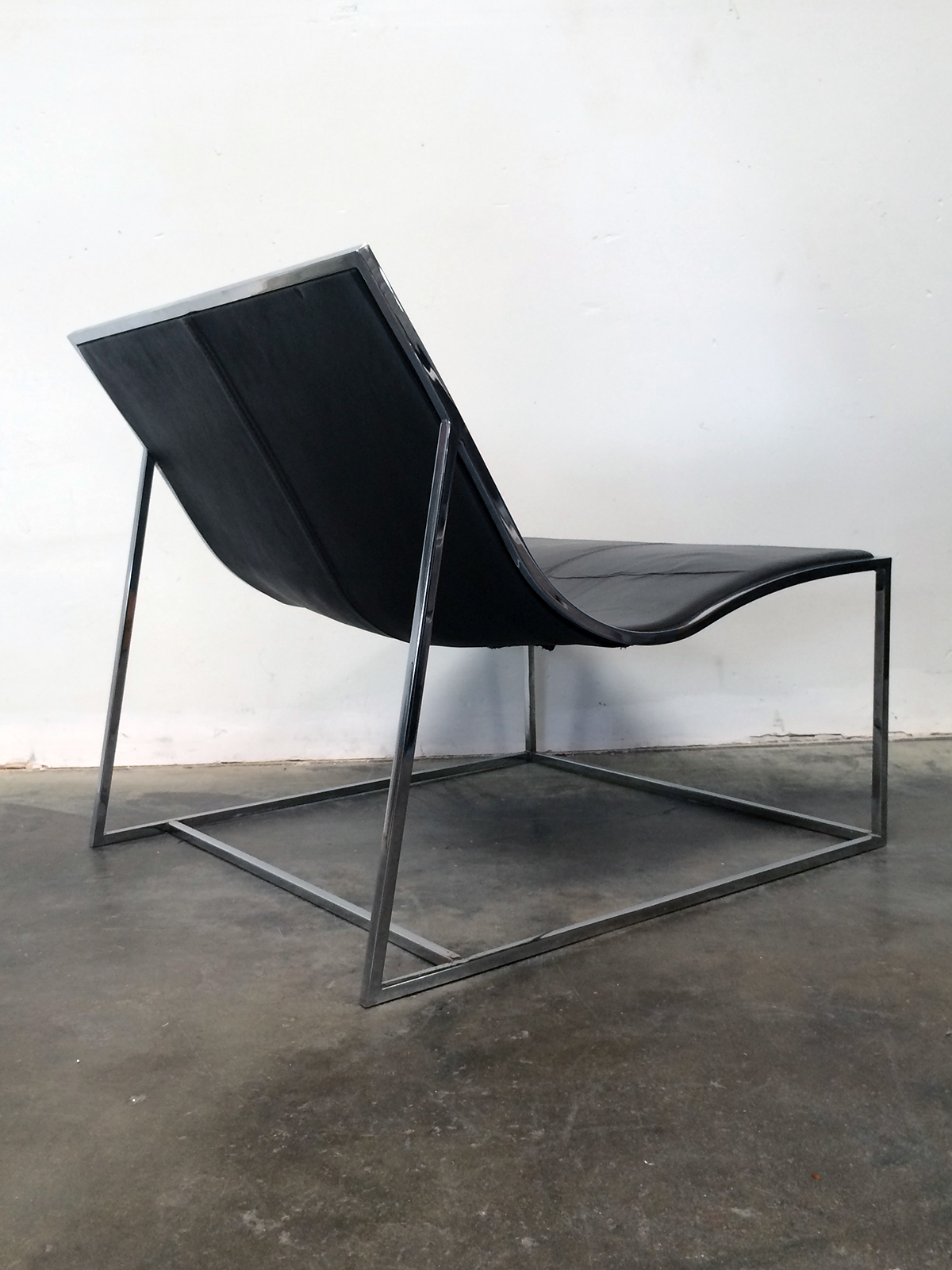 Jean Marie Massaud Holy Day Lounge Chair   Image 4 Of 5