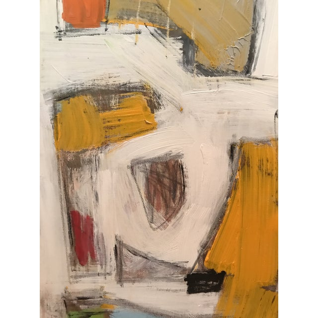 "2020s Contemporary Abstract Sarah Trundle Painting, ""Remedy"" For Sale - Image 5 of 5"