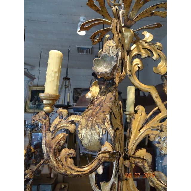 17th Century Venetian Chandelier For Sale - Image 11 of 12