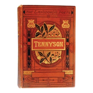 Book of Complete Works of Alfred Tennyson