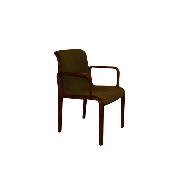 Mid Century Bill Stephens Knoll Bentwood Chair For Sale - Image 11 of 11