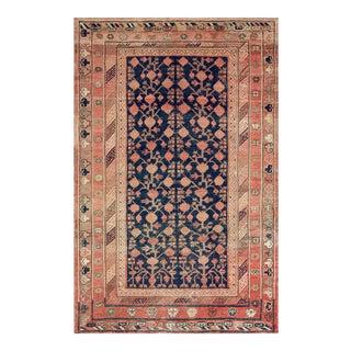 Mid 19th Century Wool Handwoven Khotan Rug For Sale