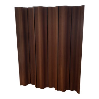 Eames Molded Plywood Folding Screen For Sale