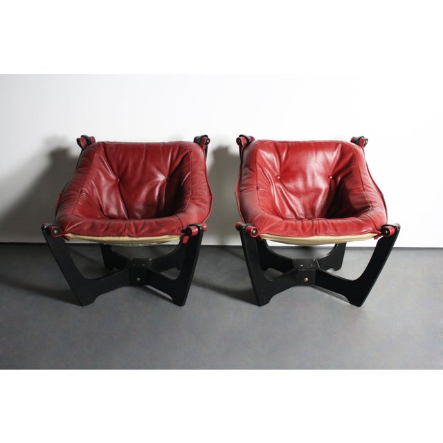 Img Norway Odd Knutsen Luna Chairs - Pair - Image 4 of 6