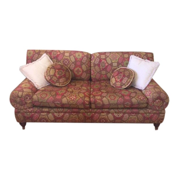 George Smith Vintage Sofa - Image 1 of 6