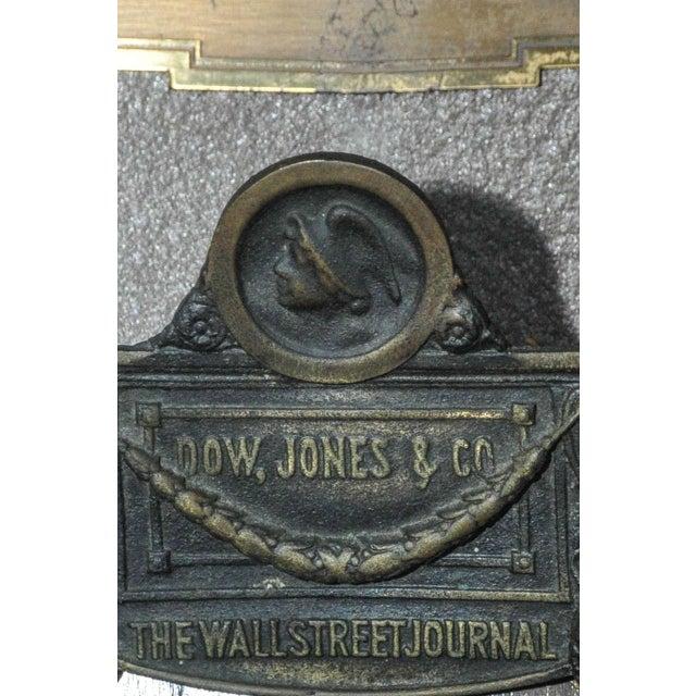 Dow Jones Stock Ticker Tape Machine - Image 10 of 10