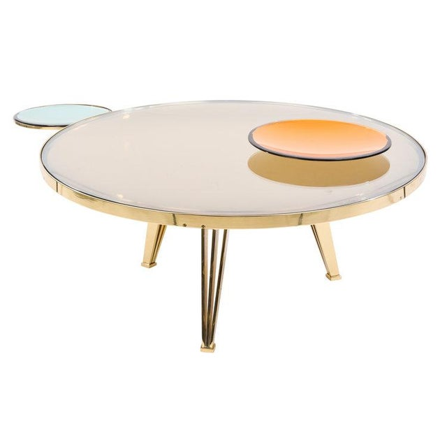Riflesso Coffee Tables - Set of 3 For Sale In New York - Image 6 of 13
