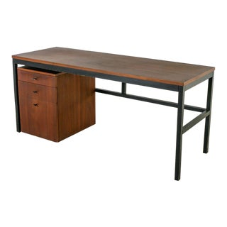 Milo Baughman for Directional Desk Annex Console Table, USA, 1960s For Sale