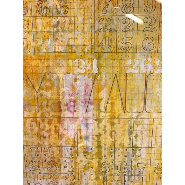 Listed Artist Darryl Nettles Painting - Calendar #1 - Image 3 of 9
