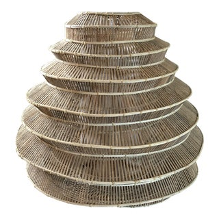 Roost Bamboo Cloud Chandelier For Sale