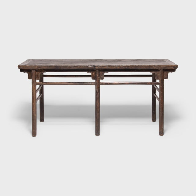 19th Century Chinese Calligrapher's Table For Sale - Image 4 of 7