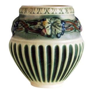 1920s Roseville Pottery Corinthian Jardeniere Planter Vase