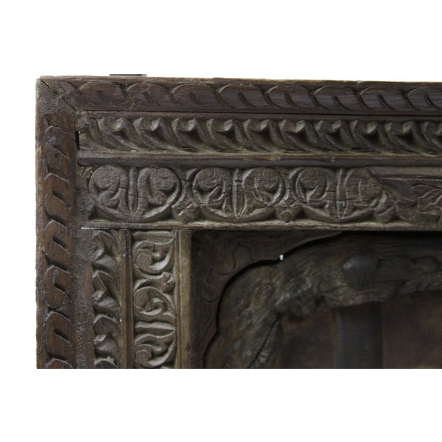 19th Century Anglo Indian Door - Image 3 of 4