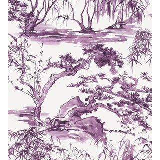 Kyoto Wallpaper by Anna French - Price Per Roll For Sale